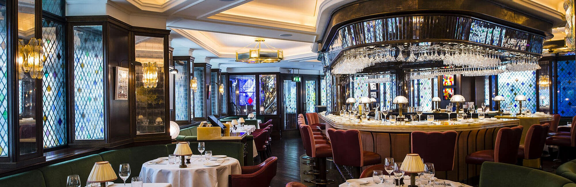 The Ivy, British restaurant in Covent Garden, London