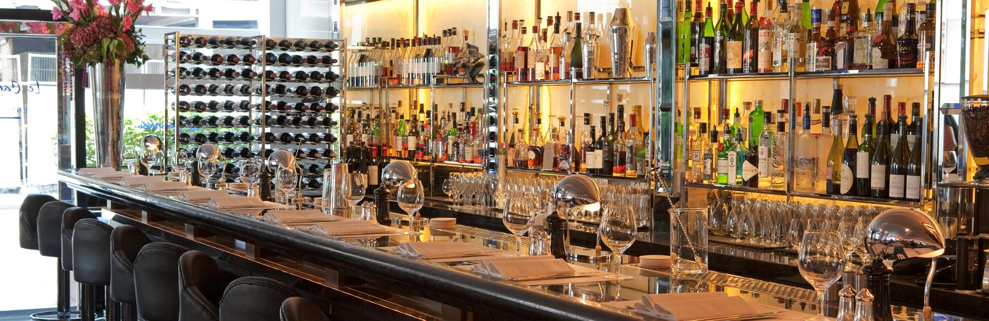 The Bar at Le Caprice, Restaurant in St Jame's near Green Park, London