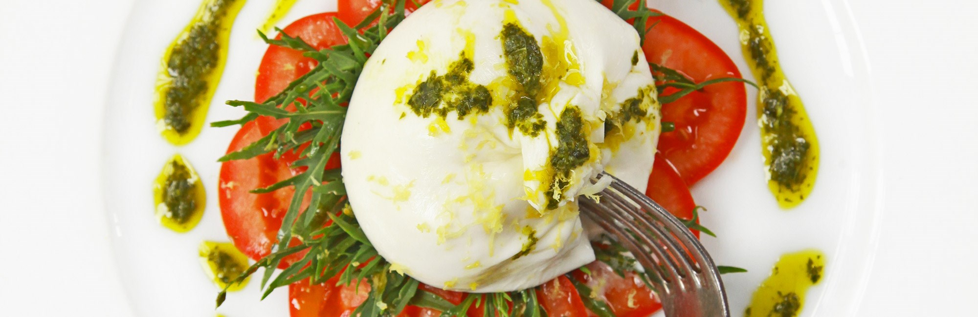 rivington shoreditch burrata by lucy richards
