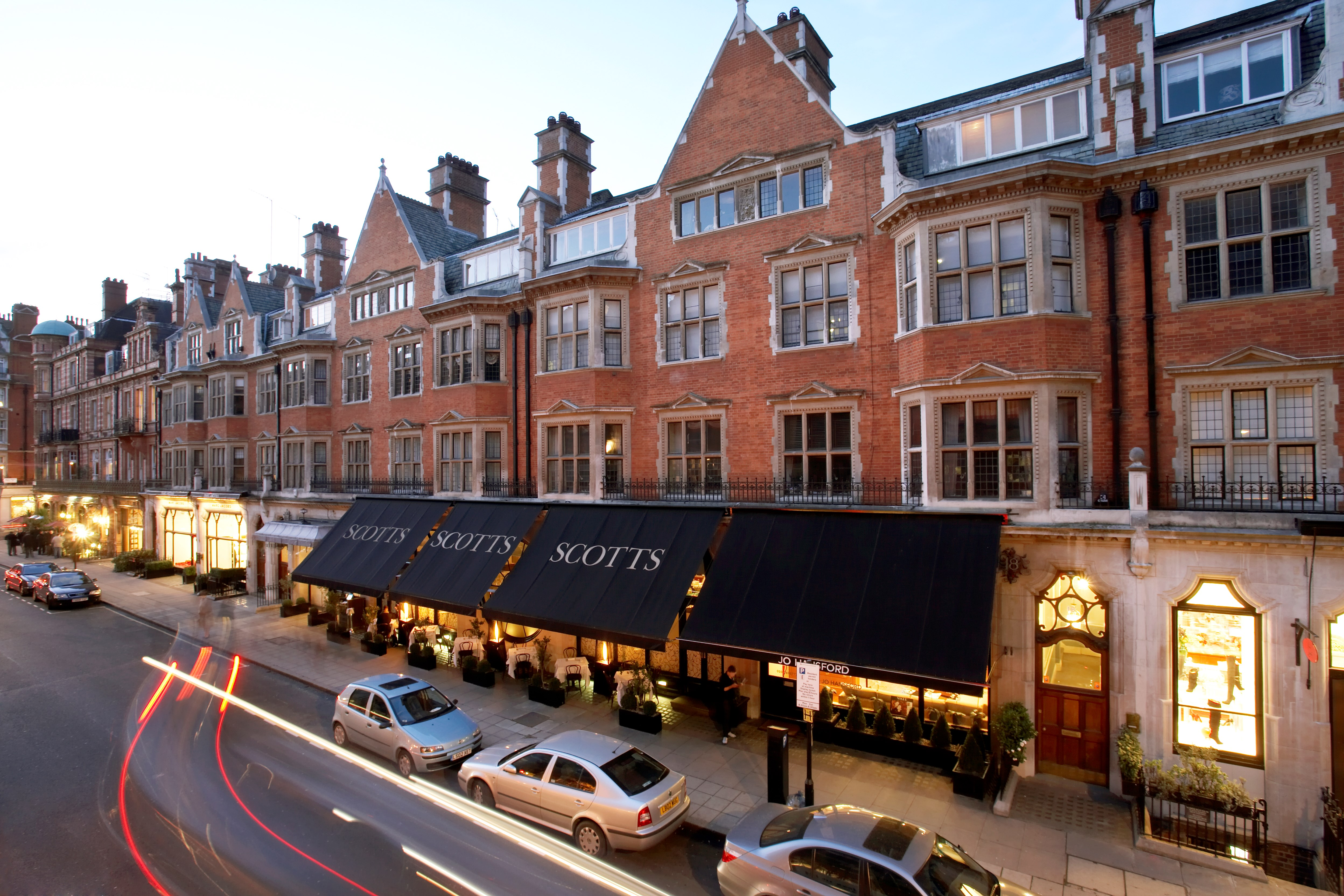 Scott's in Mayfair
