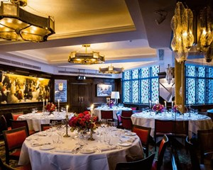 Private Dining at The Ivy in Leicester Square, ideal for special celebrations
