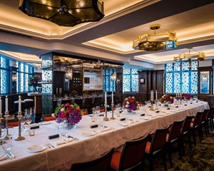 Private Dining Room at the Ivy near Tottenham Court Road