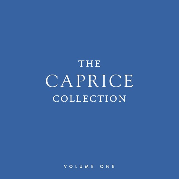 caprice collection brochure image